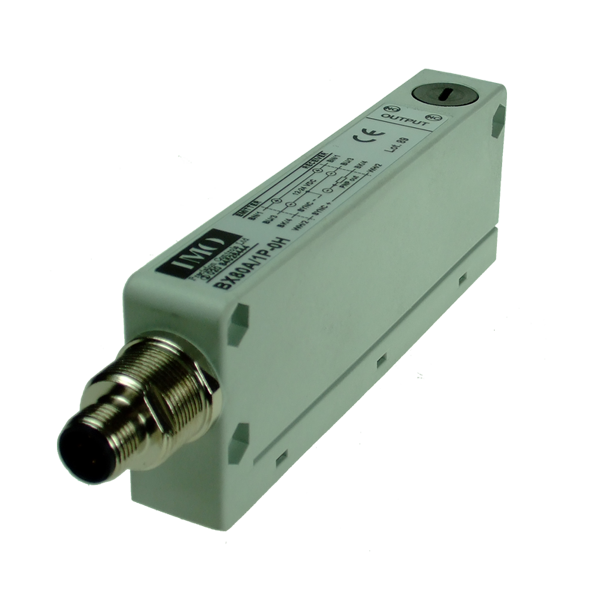 BX80A/1P-0H AREA SENSOR RECEIVER 2m 10ms PNP NO/NC, M12 plug