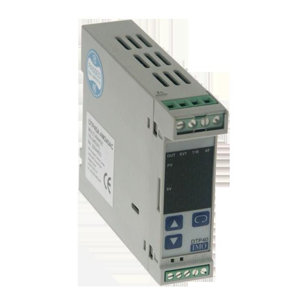 DTP40A-SM240AC PID Controller, Din Rail Mtg Multi input, SSR  Output  85-264Vac Supply