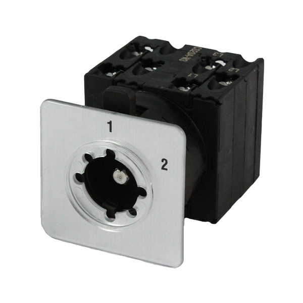 CS20A-W3 Cam Switch 3 Pole 2 Position 20Amp, Changeover Without Off, With Lengend Plate